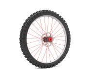 Biking wheel Stock Images