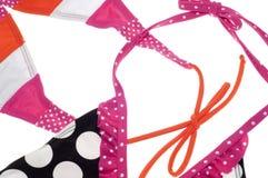 bikini ανασκόπησης καλοκαίρι Στοκ εικόνα με δικαίωμα ελεύθερης χρήσης