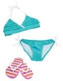 bikini καλοκαίρι έννοιας Στοκ Εικόνα
