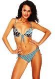 bikini κορίτσι καυτό Στοκ φωτογραφίες με δικαίωμα ελεύθερης χρήσης