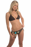 bikini μόδα Στοκ Εικόνες