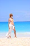 bikini πρότυπος προκλητικός Στοκ Φωτογραφίες