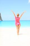 bikini πρότυπος προκλητικός Στοκ Εικόνες
