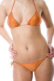 bikini φθορά εφήβων Στοκ φωτογραφία με δικαίωμα ελεύθερης χρήσης