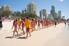bikini χρυσός κόσμος αρχείων πα Στοκ εικόνες με δικαίωμα ελεύθερης χρήσης