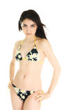 bikini όμορφη φθορά κοριτσιών Στοκ φωτογραφίες με δικαίωμα ελεύθερης χρήσης