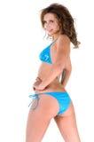 Bikini Blonde Royalty Free Stock Image