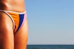 Bikini body Royalty Free Stock Photography