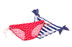 Bikini bottoms Royalty Free Stock Images