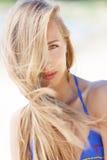 Bikini desire Stock Image