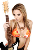 Bikini di rock-and-roll Fotografia Stock