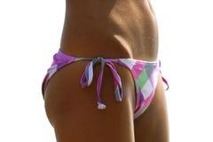 Bikini dno Fotografia Stock