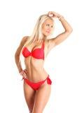 bikini dziewczyna obrazy royalty free