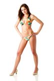 Bikini fashion look Royalty Free Stock Photography