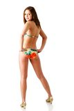 Bikini fashion look Stock Photo