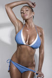 Bikini Fashion Model stock photos