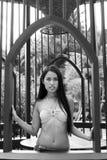 Bikini girl. Royalty Free Stock Images