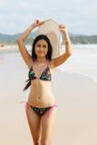 Bikini girl. Stock Images