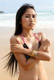 Bikini girl. Stock Image