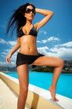 Bikini Girl Stock Photography