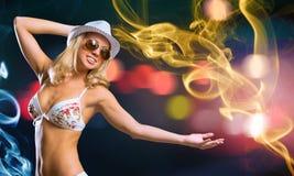 Bikini girl Stock Photos