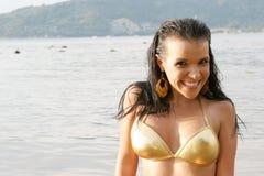 Bikini model. Stock Image