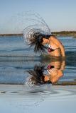 Bikini models Stock Photography