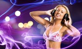 Bikini party Royalty Free Stock Photography