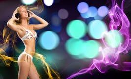 Bikini party Royalty Free Stock Photos