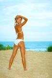 bikini piękna kobieta fotografia royalty free