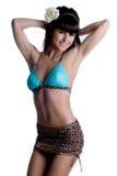 Bikini-Schätzchen Lizenzfreie Stockfotografie
