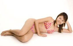 Bikini-Schätzchen 5 Stockbild