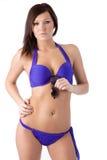 Bikini style Stock Photography