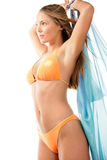 Bikini woman Stock Photos