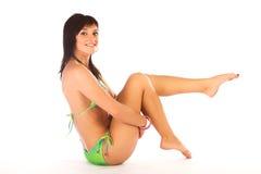 Bikini woman Royalty Free Stock Photography