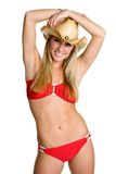 Bikini Woman stock photography