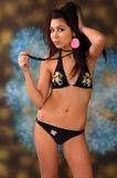 Bikini Woman Royalty Free Stock Images