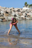 Bikini woman Royalty Free Stock Images