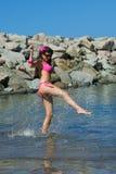 Bikini woman Royalty Free Stock Photo