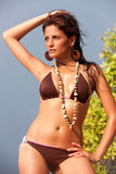 Bikini woman Royalty Free Stock Photos