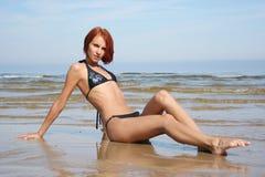 Bikini1 Royalty Free Stock Photography
