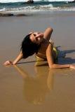 bikiniflicka Royaltyfri Bild