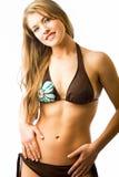 bikinisommar Fotografering för Bildbyråer