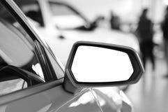 Bilåterförsäljare. Arkivbilder