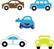 Bil vektor illustrationer