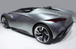 Bil av framtiden Royaltyfri Foto
