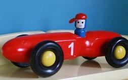 Bil av leksaken Royaltyfri Bild