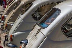 Bil bakre Seat 600 Arkivbilder