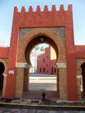 Bil-Bil castello-Benalmadena-Malaga-Andalusia immagine stock