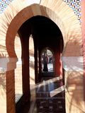 Bil-Bil castle-Benalmadena-Malaga-Andalusia Royalty Free Stock Photo